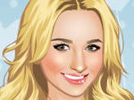 Play Hayden Panettiere Dress Up