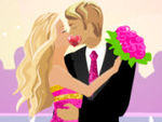 Play Barbie and Ken Kissing