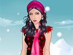 Play Winter Fashion Dressup