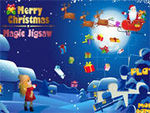 Merry Christmas Magic Jigsaw