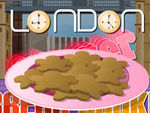 Play London Gingerbread Cookies