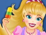 Play Barbie Ice Cream Parlor