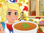 Play Mia Cooking Tomato Soup