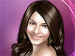 Play Victoria Justice Makeover
