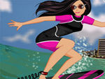 Play Beach Surfer Dress Up