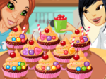 Play Cupcakes for Charity