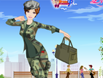 Play Military Fashion Show