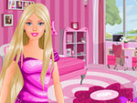 Decorate Barbie's Bedroom