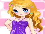 Play Angela Summer Dress Up