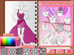Fashion Studio Prom Dress Design