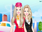 Play Barbie Flight Attendant