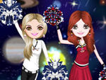 Play Cosmic Cheerleaders