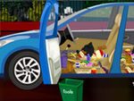 Play Cleaning Escape Car