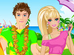 Barbie and Ken Beach Party