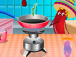 Play Jimmys Mexican Pizza