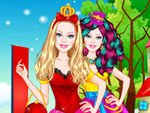 Play Barbie Ever After High Style