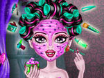 Play Monster High Real Makeover