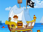 Play Find The Difference Pirate Ship