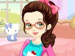 Play Hello Kitty Fab Makeover