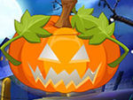 Play Halloween Pumpkin Decoration Game