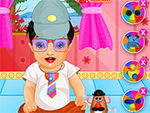 Play Cute Baby Dressup