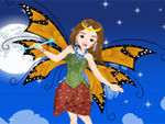 Play Peppy Fairy Girl Dress Up