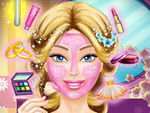 Play Barbie Bride Real Makeover