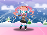 Ice Skating Dressup