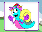 Play Peppy Snails Coloring