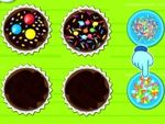 Play Chocolate Fudge Cupcakes