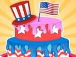 Play 4th of July Cake Surprise
