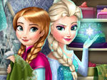 Play Frozen Fashion Rivals
