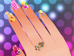Play Nail Studio Polka Dot Design