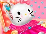 Play Hello Kitty Ear Doctor