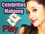 Play Celebrities Mahjong