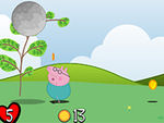 Play Daddy Pig in Avalanche