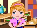 Play Princess School Cleaner