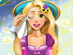 Play Rapunzel Eye Treatment