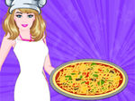 Play Barbie Cooking Spicy Indian Pizza