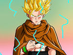 Play Goku Dress Up