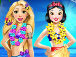 Play Rapunzel And Snow White Summer Break