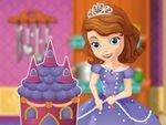 Play Sofia Cooking Princess Cake
