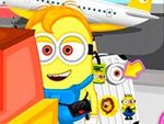 Play Minion Flies To NYC