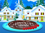 Play Winter Mousse Cake
