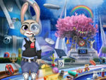 Play Zootopia Police Investigation