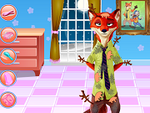 Play Nick Wilde Messy