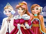 Play Disney Princesses Christmas