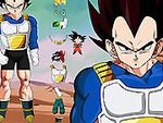 Play Vegeta Dress Up