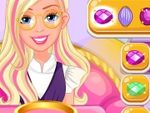 Play Barbie Jewelry Artist