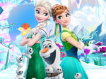 Play Olaf Winter Adventure